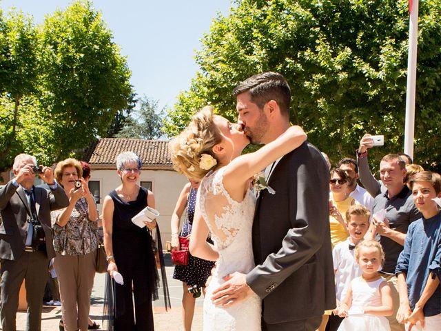 Le mariage de Florent et Cécile à Lavaur, Tarn 80