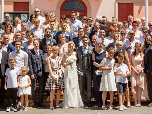 Le mariage de Florent et Cécile à Lavaur, Tarn 81