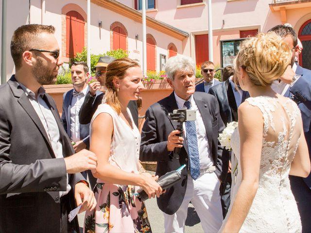 Le mariage de Florent et Cécile à Lavaur, Tarn 83