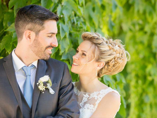 Le mariage de Florent et Cécile à Lavaur, Tarn 1