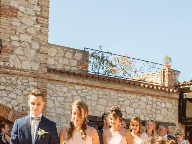 Le mariage de Florent et Cécile à Lavaur, Tarn 130