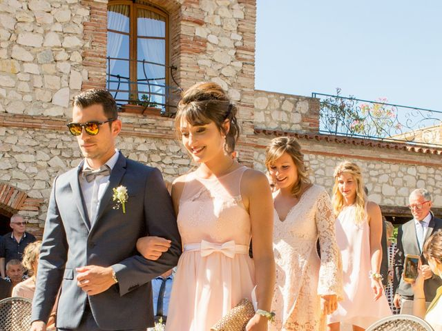 Le mariage de Florent et Cécile à Lavaur, Tarn 131