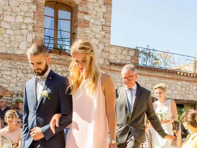 Le mariage de Florent et Cécile à Lavaur, Tarn 133