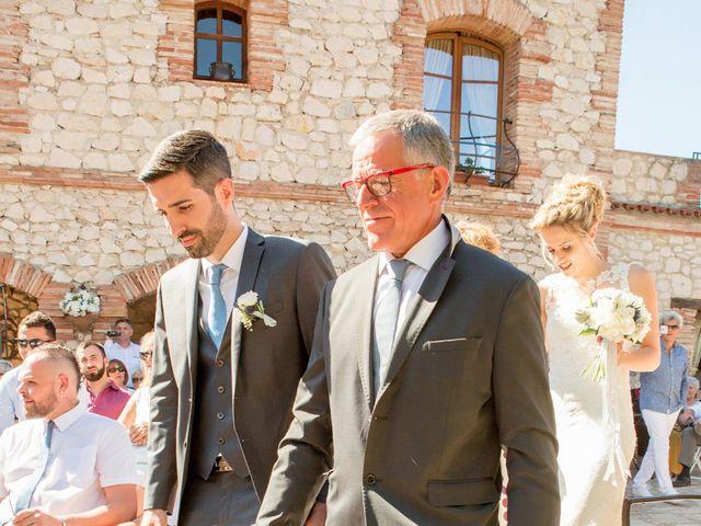 Le mariage de Florent et Cécile à Lavaur, Tarn 134