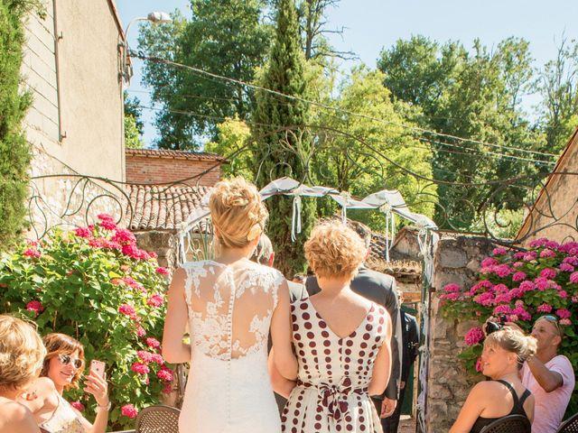 Le mariage de Florent et Cécile à Lavaur, Tarn 136