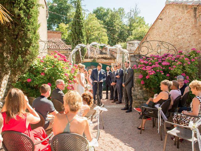 Le mariage de Florent et Cécile à Lavaur, Tarn 138
