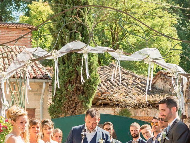 Le mariage de Florent et Cécile à Lavaur, Tarn 139
