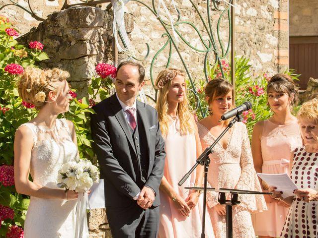 Le mariage de Florent et Cécile à Lavaur, Tarn 140