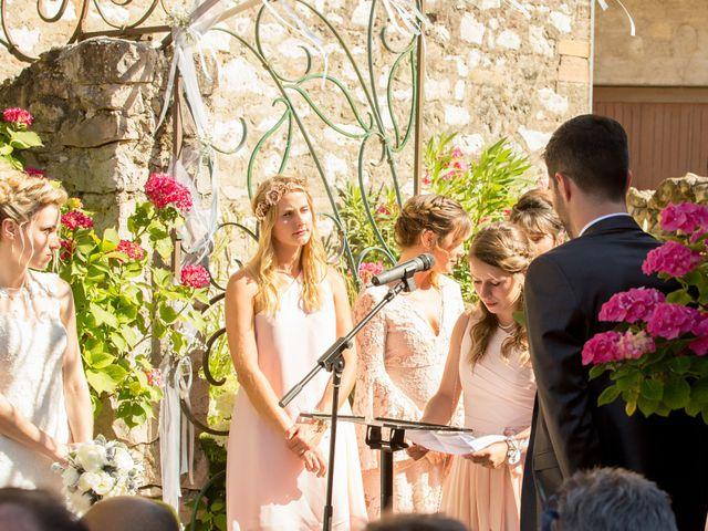 Le mariage de Florent et Cécile à Lavaur, Tarn 161