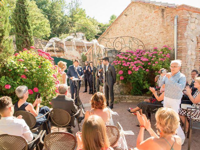 Le mariage de Florent et Cécile à Lavaur, Tarn 181