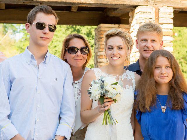 Le mariage de Florent et Cécile à Lavaur, Tarn 183