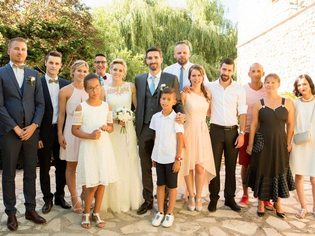 Le mariage de Florent et Cécile à Lavaur, Tarn 192