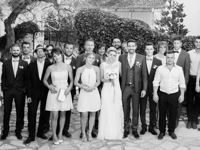 Le mariage de Florent et Cécile à Lavaur, Tarn 225