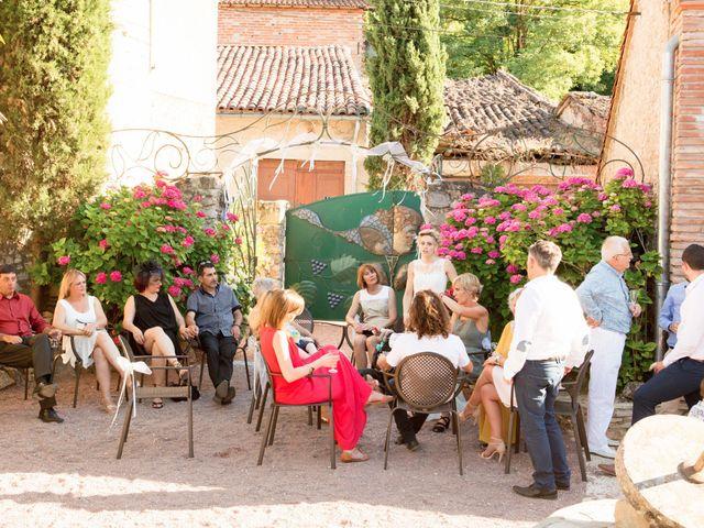Le mariage de Florent et Cécile à Lavaur, Tarn 241