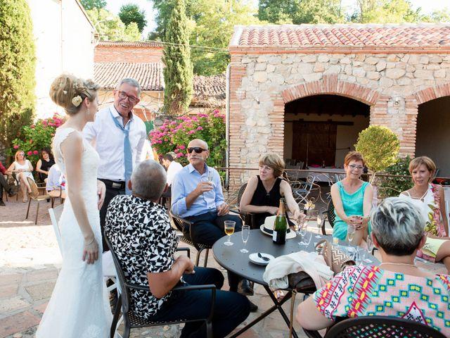 Le mariage de Florent et Cécile à Lavaur, Tarn 249