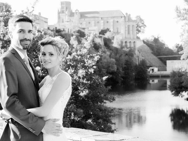 Le mariage de Florent et Cécile à Lavaur, Tarn 260