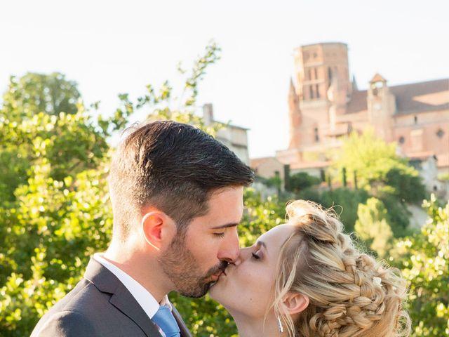 Le mariage de Florent et Cécile à Lavaur, Tarn 261
