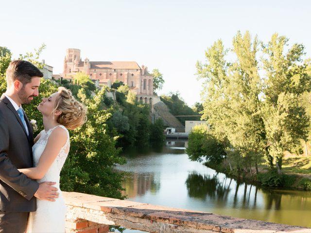 Le mariage de Florent et Cécile à Lavaur, Tarn 93