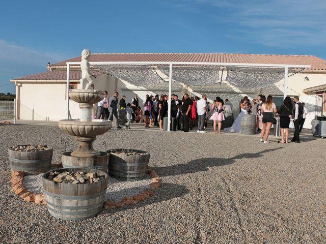 Le mariage de Franck et Noelle à Pinet, Hérault 14