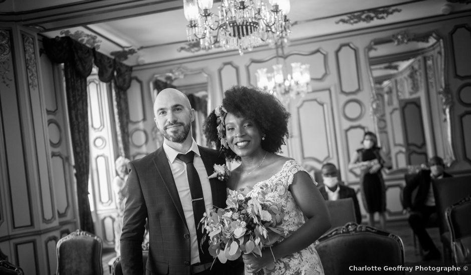 Le mariage de Anthony et Marthe à Châtenoy-le-Royal, Saône et Loire