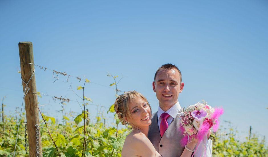 Le mariage de Fabien  et Christine à Ergersheim, Bas Rhin