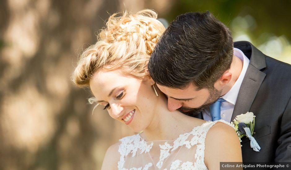 Le mariage de Florent et Cécile à Lavaur, Tarn