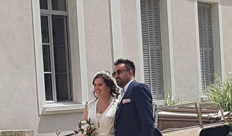Le mariage de Lilian et Cindy à Notre-Dame-d'Oé, Indre-et-Loire