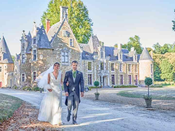 Le mariage de Marie-Alix et Pierre