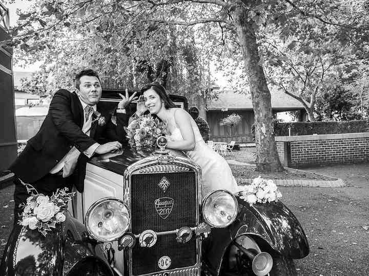 Le mariage de Christelle et Lionel