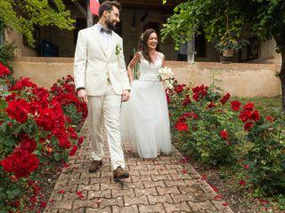 Le mariage de Nathalie et Basile