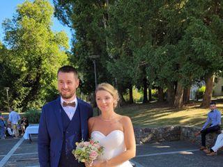 Le mariage de Audrey  et Melvyn 1