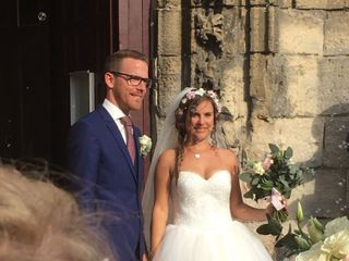 Le mariage de Jérôme et Maïté 1