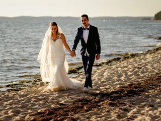 Le mariage de Lucie et Giovanni