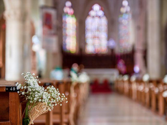 Le mariage de Pierre et Marie-Alix à Écommoy, Sarthe 1
