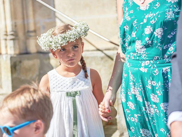 Le mariage de Pierre et Marie-Alix à Écommoy, Sarthe 2