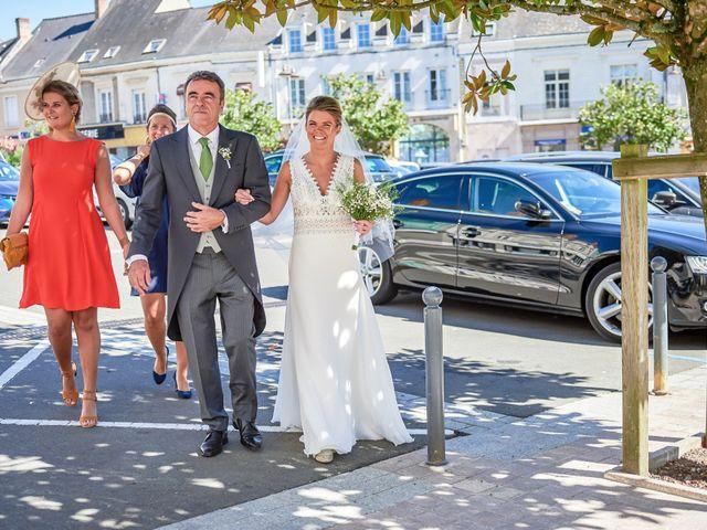 Le mariage de Pierre et Marie-Alix à Écommoy, Sarthe 3