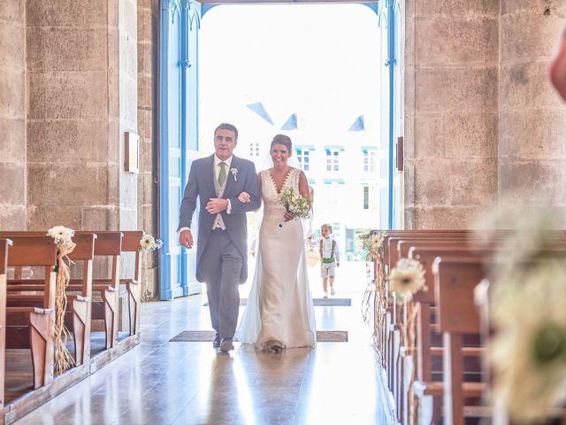 Le mariage de Pierre et Marie-Alix à Écommoy, Sarthe 4