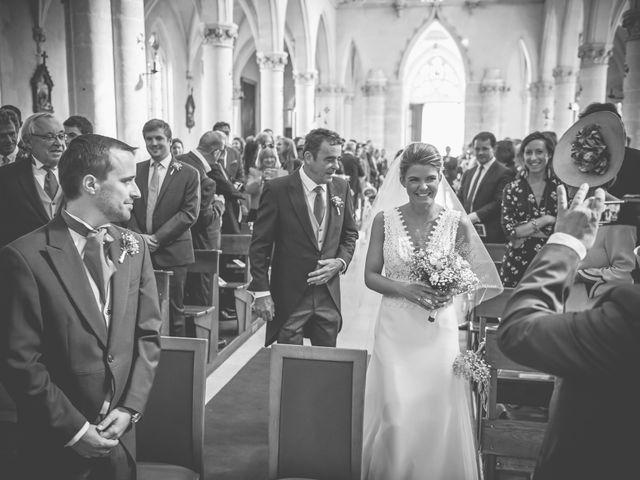 Le mariage de Pierre et Marie-Alix à Écommoy, Sarthe 5