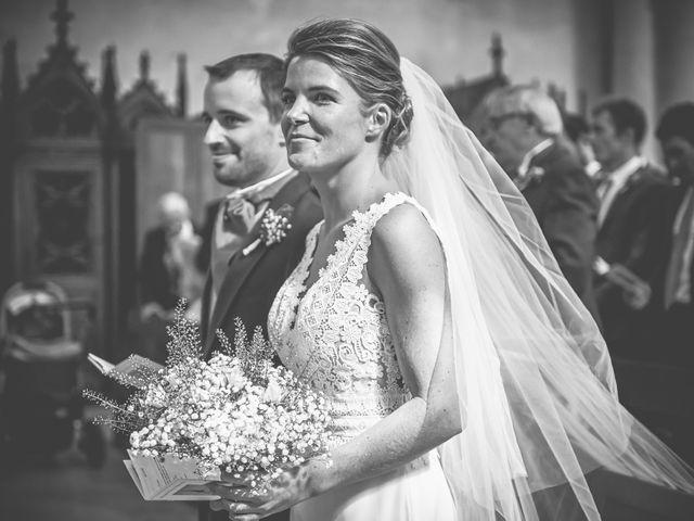 Le mariage de Pierre et Marie-Alix à Écommoy, Sarthe 6