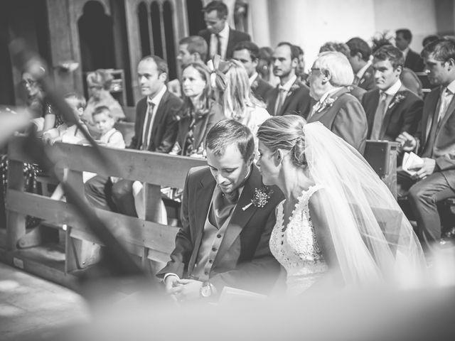 Le mariage de Pierre et Marie-Alix à Écommoy, Sarthe 11