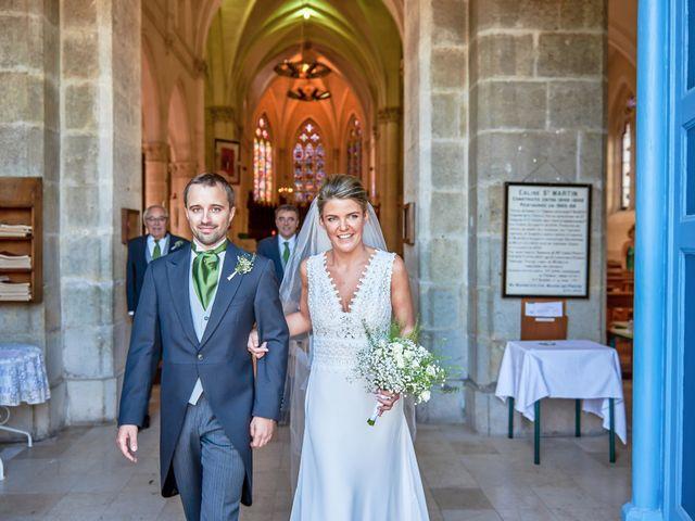 Le mariage de Pierre et Marie-Alix à Écommoy, Sarthe 13