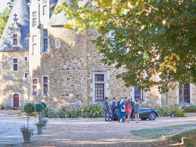 Le mariage de Pierre et Marie-Alix à Écommoy, Sarthe 16