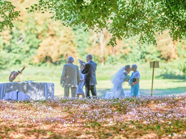 Le mariage de Pierre et Marie-Alix à Écommoy, Sarthe 17