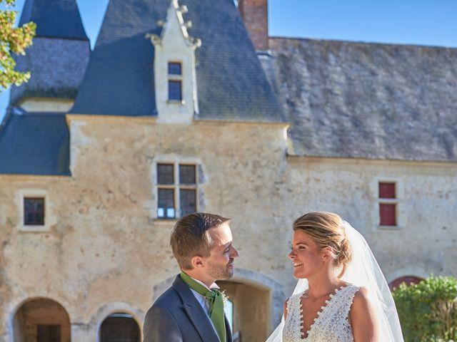 Le mariage de Pierre et Marie-Alix à Écommoy, Sarthe 23