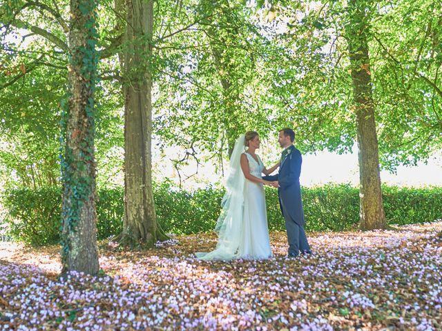 Le mariage de Pierre et Marie-Alix à Écommoy, Sarthe 26