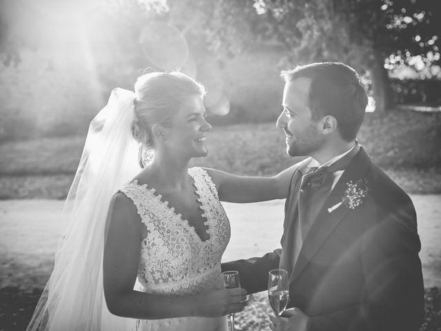 Le mariage de Pierre et Marie-Alix à Écommoy, Sarthe 28