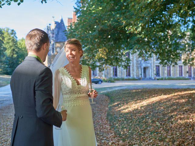 Le mariage de Pierre et Marie-Alix à Écommoy, Sarthe 29