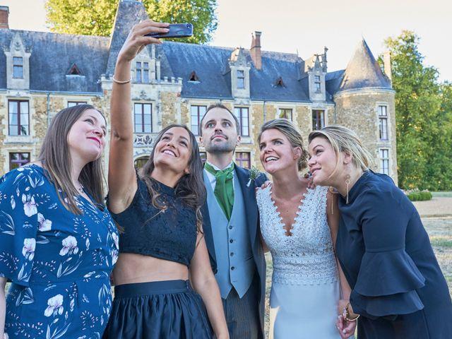 Le mariage de Pierre et Marie-Alix à Écommoy, Sarthe 34