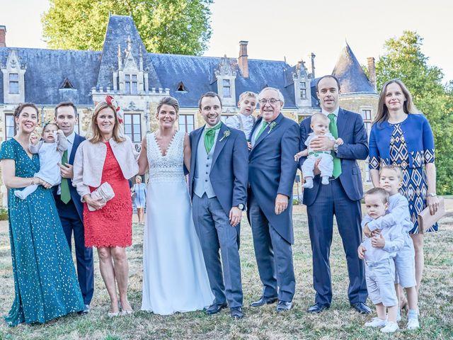 Le mariage de Pierre et Marie-Alix à Écommoy, Sarthe 35