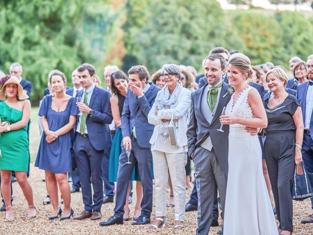 Le mariage de Pierre et Marie-Alix à Écommoy, Sarthe 38